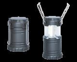A2520 LAMPARA CAMPING COLOR GRIS