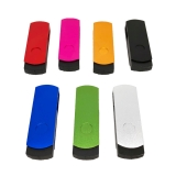 SLUSB158 MEMORIA USB 8 GB COLORES A/B/R/N/P/O/V