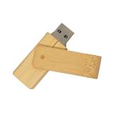 SLUSB165 MEMORIA USB BAMBOO COLOR BEIGE